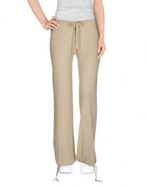 Повседневные брюки GAI MATTIOLO JEANS. Цвет: бежевый