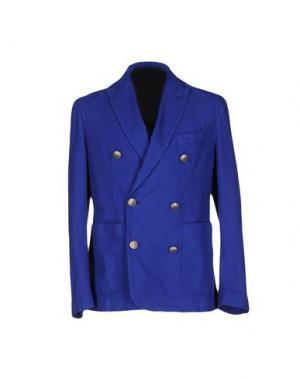 Пиджак NEW ENGLAND. Цвет: ярко-синий