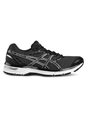 Спортивная обувь GEL-EXCITE 4 ASICS. Цвет: черный, серебристый