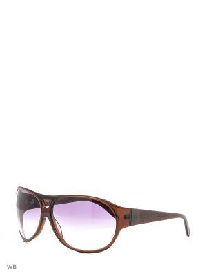 Очки солнцезащитные IS 11-035 07P Enni Marco. Цвет: коричневый