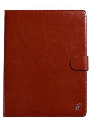 Универсальный чехол G-Case Business для 10 дюймов. Цвет: коричневый