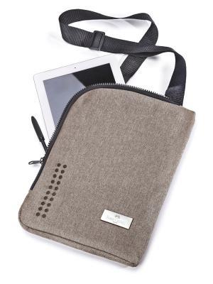Сумка для планшета Grip, в целофане, 1 шт., серый Faber-Castell. Цвет: серый