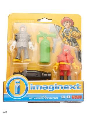 Городские спасатели Mattel. Цвет: салатовый, прозрачный, желтый