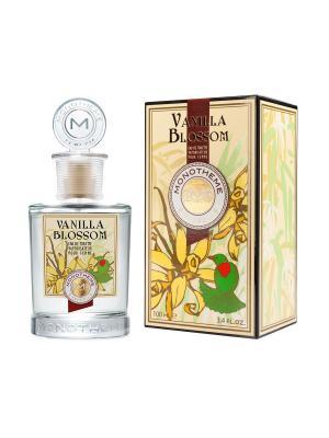 Vanilla Blossom Туалетная вода 100 мл, для женщин Monotheme. Цвет: светло-желтый