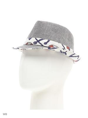 Шляпа Modis. Цвет: темно-серый