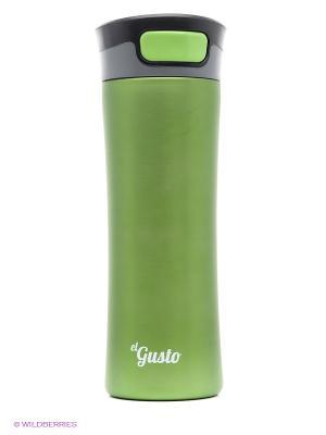 Термокружка PRIMAVERA ELGUSTO. Цвет: зеленый