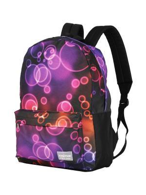 Рюкзак NOSIMOE. Цвет: черный, голубой, розовый