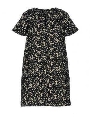 Легкое пальто MAISON LAVINIATURRA. Цвет: темно-синий