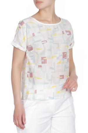 Блузка UNQ. Цвет: 507