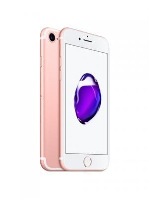 Смартфон iPhone 7 128GB Rose Gold Apple. Цвет: розовый