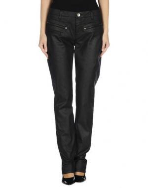 Джинсовые брюки ONE STEP. Цвет: стальной серый