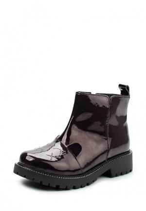 Ботинки Gioseppo. Цвет: фиолетовый