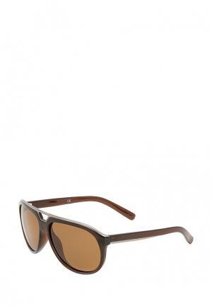 Очки солнцезащитные Mario Rossi. Цвет: коричневый