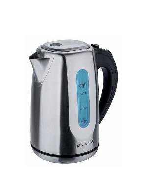 Чайник Polaris PWK 1718CAL серебристый 1.7л. 2200Вт (нержавеющая сталь). Цвет: серебристый