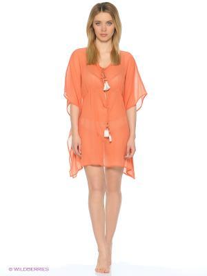 Ночная сорочка Women' Secret. Цвет: коралловый, оранжевый, розовый