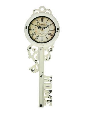 Часы настенные Русские подарки. Цвет: бежевый