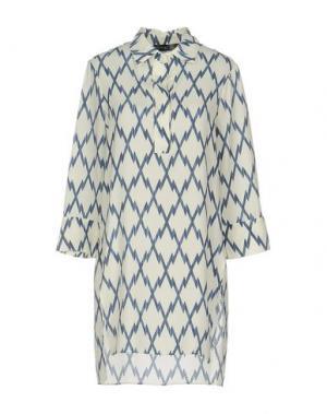 Блузка ANONYME DESIGNERS. Цвет: слоновая кость