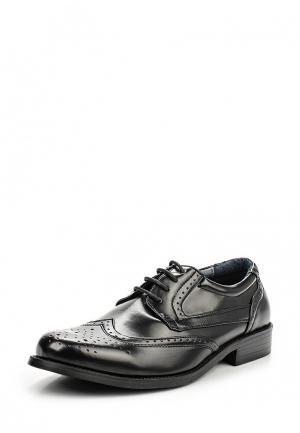 Туфли Five Basics. Цвет: черный