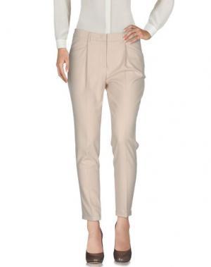 Повседневные брюки ST.EMILE. Цвет: бежевый