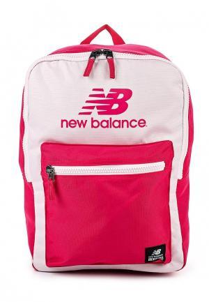Рюкзак New Balance. Цвет: розовый