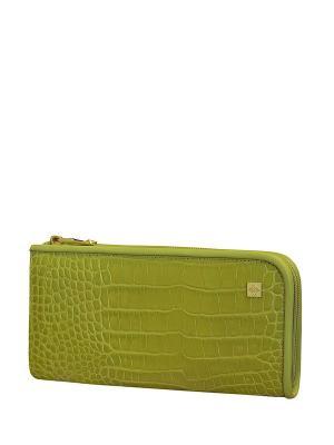 Портмоне Dimanche. Цвет: зеленый, салатовый, светло-зеленый