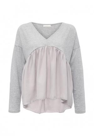 Блуза Coco Nut. Цвет: серый