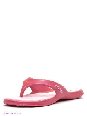 Пантолеты Rider. Цвет: розовый, бледно-розовый