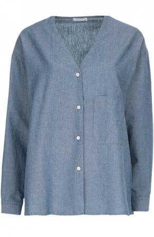 Блуза 6397. Цвет: серый