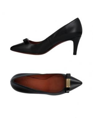 Туфли MARC BY JACOBS. Цвет: черный