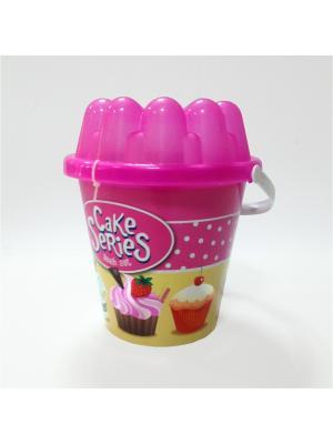 Формочка игрушечная FRESH-TREND. Цвет: розовый
