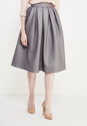 Юбка Demurya Collection. Цвет: серый