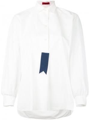 Casilda shirt The Gigi. Цвет: белый