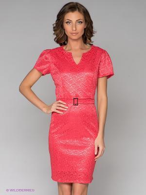 Платье Xenia. Цвет: розовый