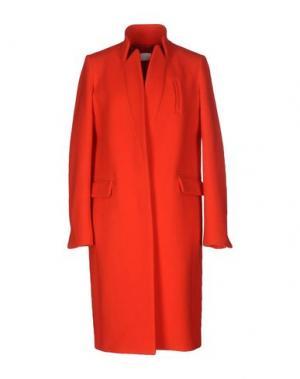 Пальто MAME. Цвет: красный
