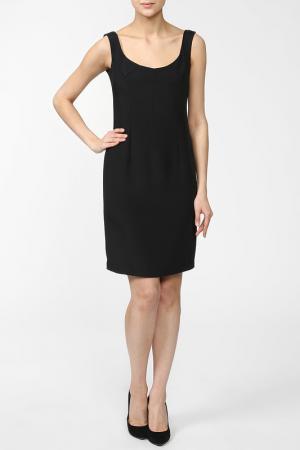Платье Luisa Spagnoli. Цвет: черный