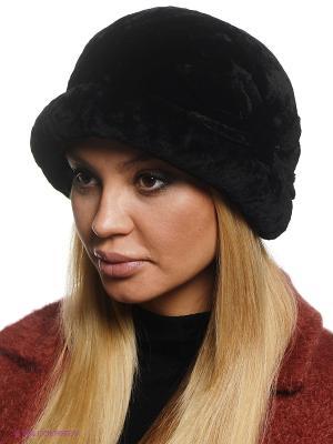 Шляпа Ваша Шляпка. Цвет: черный