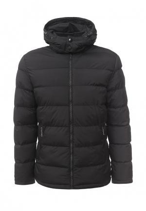Куртка Vanzeer. Цвет: черный