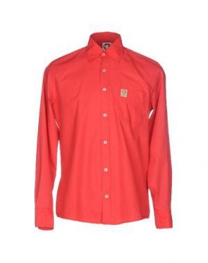 Pубашка MURPHY & NYE. Цвет: красный