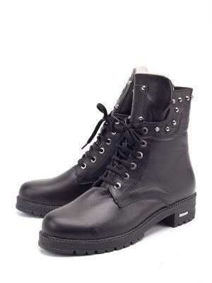 Ботинки Marco Rometti. Цвет: черный