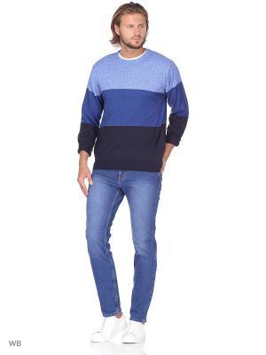Джемпер Blue Seven. Цвет: темно-синий