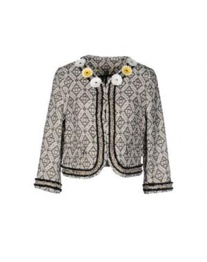 Пиджак TENAX. Цвет: черный