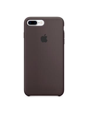 Чехол (клип-кейс) Apple для iPhone 7 Plus MMT12ZM/A коричневый. Цвет: коричневый