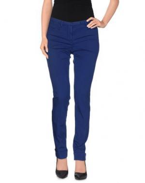 Повседневные брюки WEBER. Цвет: синий