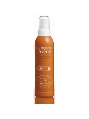 Avene Suncare, солнцезащитный спрей SPF 30, 200 мл. Цвет: рыжий