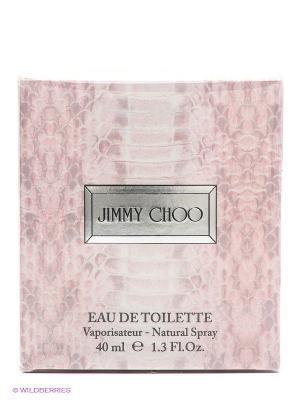Туалетная вода JIMMY CHOO 40 мл.. Цвет: бледно-розовый