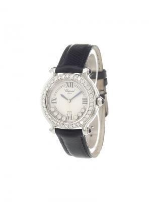 Happy Sport analog watch Chopard. Цвет: металлический