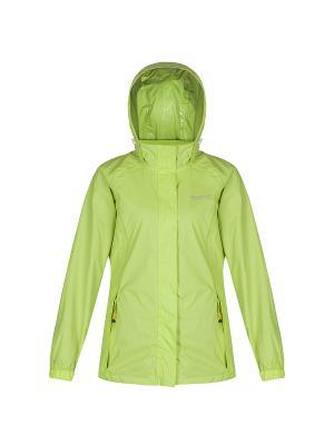 Куртка Joelle IV REGATTA. Цвет: светло-зеленый