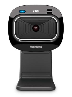 Web-камера MICROSOFT LifeCam HD-3000. Цвет: черный
