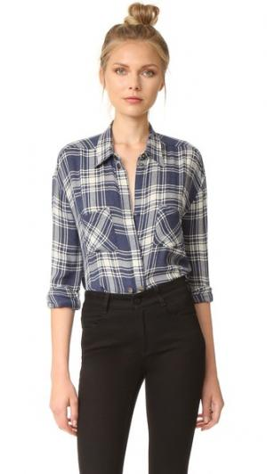 Рубашка Hideaway McGuire Denim. Цвет: blake
