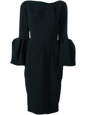 Платье Cady Roksanda. Цвет: чёрный